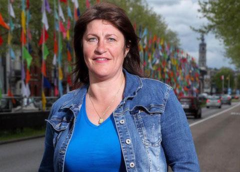 Jacqueline Galant, mon parcours politique